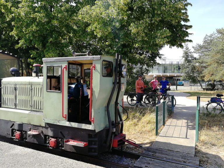 rail + cyclo