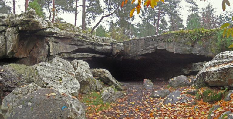 La grotte Béatrix