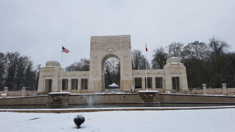 Mémorial L'Escadrille La Fayette